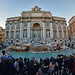 The Trevi fountain, visited during a three day field trip to Rome in March, 2011