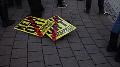 Meile der Demokratie, Nazis Wegbassen 2012 26