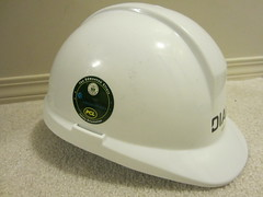 Day 353 - Safety first (GPrime83) Tags: hardhat canon project365 project366 safetyorientation elph100hs