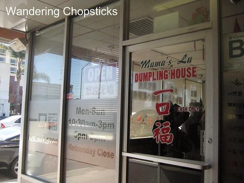 Mama's Lu Dumpling House - Monterey Park 1