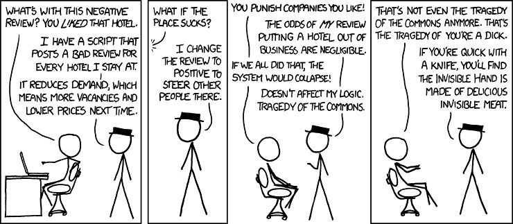 hotel comic strip
