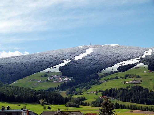 Kronplatz mittags