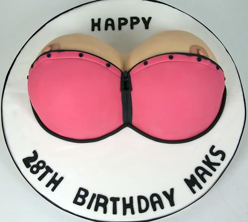 Astonishing A6004 Boob Birthday Cake Toronto A Photo On Flickriver Funny Birthday Cards Online Elaedamsfinfo