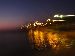 out to play (Michiko.Fujii) Tags: light abstract blur night twilight nightlights cyprus afterdark paphos afterhours pafos drawingwithlight chlorakas coastlineabstractions