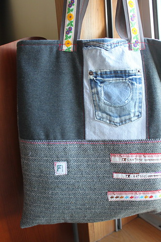 "Saco Selvage ""Autumn Colletion 2011 - Warm and Happy - #1"""