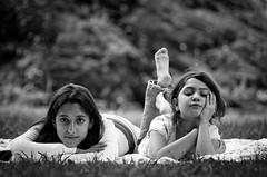 My Girls (Tonari no Totoro) Tags: bw mexico nikon df cu nb bn mygirls espacioescultorico diadecampo d2hs sigma150macro borisfurlan