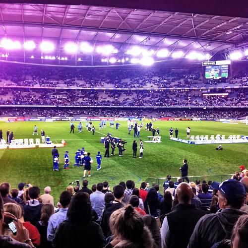 Sydney FC vs Melbourne Victory