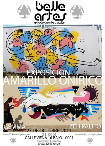 AMARILLO ONIRICO