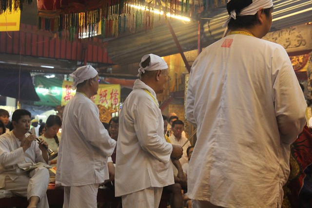Nine Emperor Gods Festival At Ampang