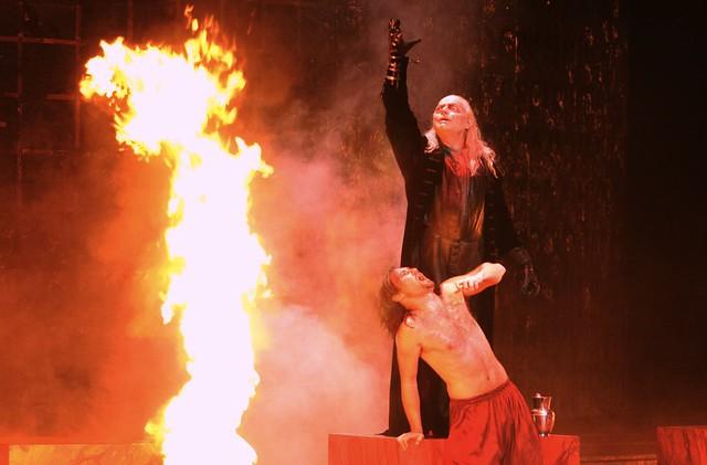 Don Giovanni © Catherine Ashmore/ROH 2011