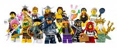 LEGO Minifigure Series 7 (SportBricks) Tags: lego roman exclusive 2012 minifigure series7 series6 collectableminifigure