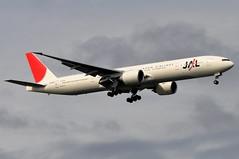 JAL Japan Airlines - Boeing 777-300ER - JA742J - John F. Kennedy International Airport (JFK) - September 8, 2011 2 033 RT CRP (TVL1970) Tags: airplane geotagged nikon aircraft aviation jfk boeing airlines ge 777 jal airliners jfkairport generalelectric japanairlines boeing777 kennedyairport b777 boeing777300 gp1 d90 777300 tripleseven johnfkennedyinternationalairport japanair ge90 777300er b773 boeing777300er jfkinternational kjfk nikond90 nikkor70300mmvr 70300mmvr 777346er ge90115b bayswaterpark jaljapanairlines 777346 ge90115 boeingtripleseven nikongp1 ja742j