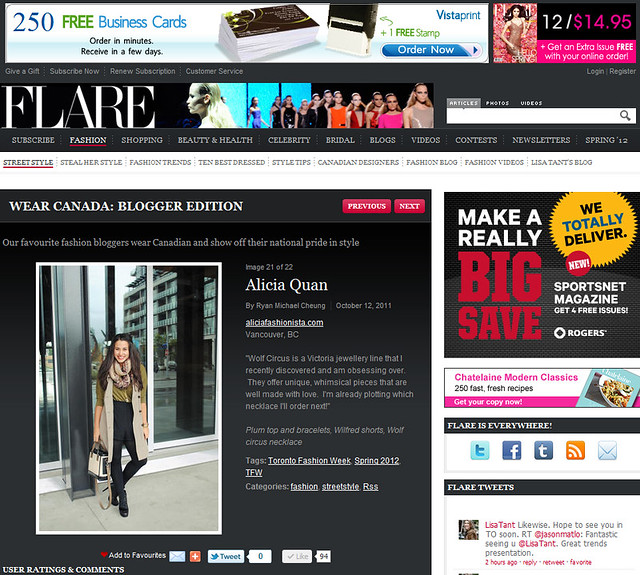 on FLARE.com