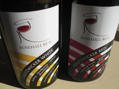 rosehall sully wine