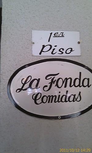 Casa Comidas La Fonda by LaVisitaComunicacion