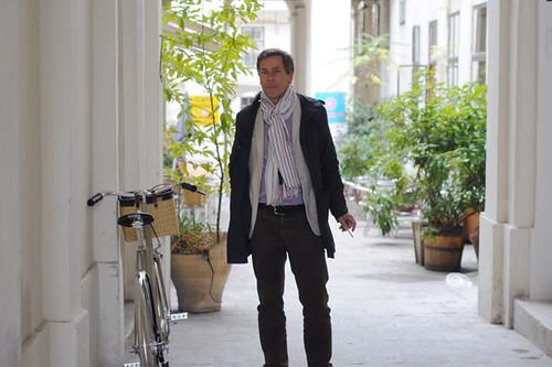 Matthias Maier of Bella Ciao