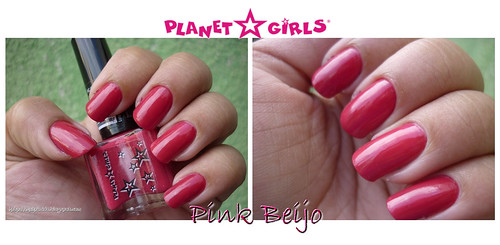 Planet Girls - Pink Beijo