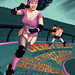 Derby Dolls bout poster 2