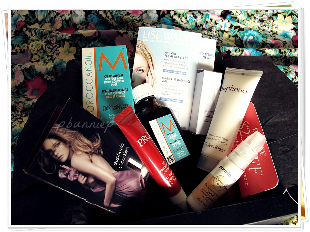 Luxe Box --October 2011