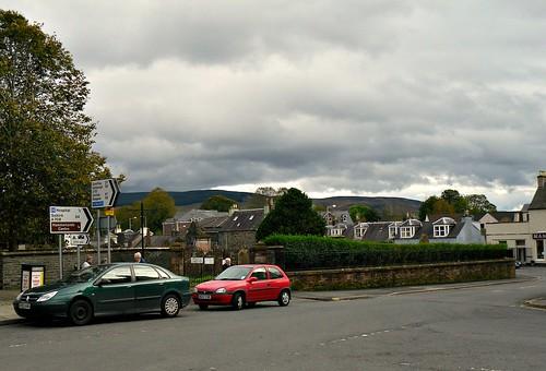 Moffat, Scotland