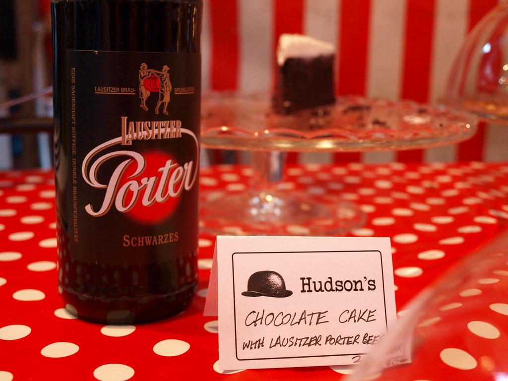 Hudsons's Chocolate Cake