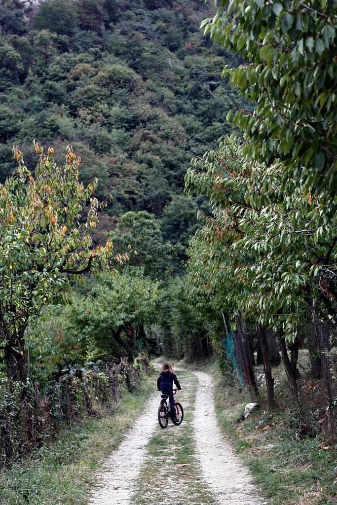 m on bike