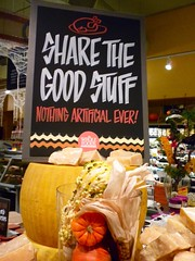 Specialty_01.JPG (Whole Foods Market PN Region) Tags: thanksgiving art roosevelt pacificnorthwest chalkboard wholefoodsmarket benhanawalt