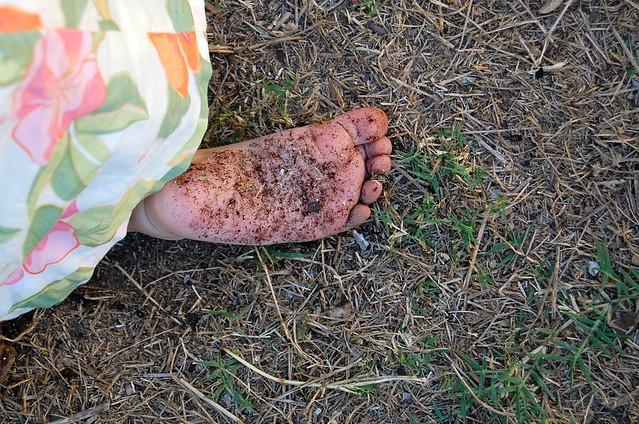 garden foot