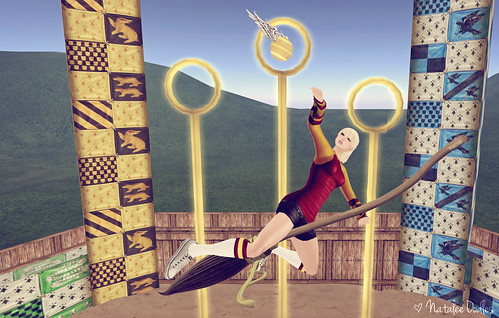 A Beautiful Day for Quidditch; Mariska