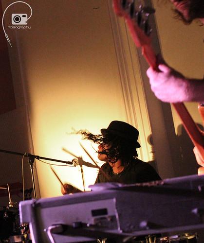 Spookey Ruben @ the Khyber Club, HPX 2011