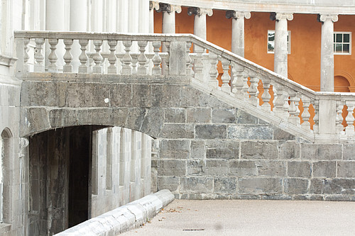Balustrade at Castletown House