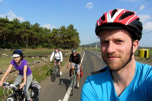 The Jeju-icidal crew.