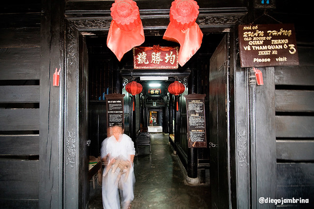 Tradición y arquitectura en Hoian, Vietnam
