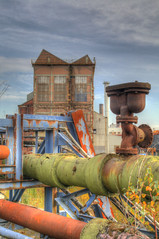 TATA Chemicals HDR (Charliebubbles) Tags: canon eos cheshire hdr northwich photomatix 400d canoneos400d photomatixpro3 tatachemicals winningtonlane
