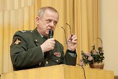 Обращение полковника Квачкова к всероссийскому офицерскому собранию.