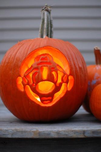 Super Mari-O-Lantern
