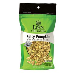 Eden Organic - Spicy Dry Roasted Tamari Pumpkin Seeds (Stateside Man Goods) Tags: up fruit pumpkin island mixed all dry stretch system seeds blueberry aurora fatty minerals almonds essential carbohydrates trio circulation fats liver function sugars fibers roasted acids digestion tanka naturals enzymes concentrated immune proteins