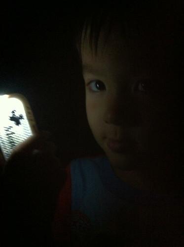 In the Dark by Gryffngurl