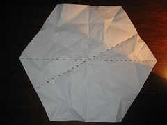 6 Point Star Fractal #1 (georigami) Tags: paper origami papel papiroflexia origamiforum