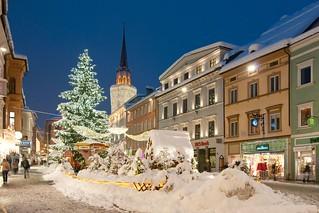 Weihnachtsbaum Villach