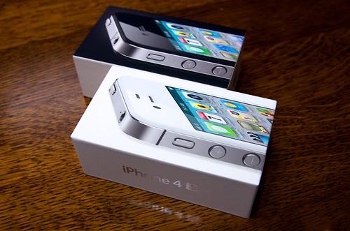 iPhone 4S & iPhone 4
