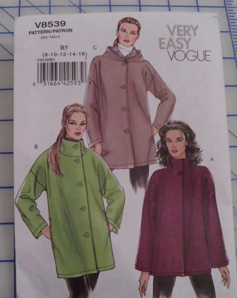 Vogue 8539