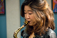 Thumbnail for Grace Kelly Live at KPLU - a set on Flickr