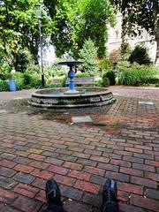 Fountain, Lambeth (mercycube) Tags: london lambeth charlesdickens lambethpalace openhouselondon archbishopofcanterbury