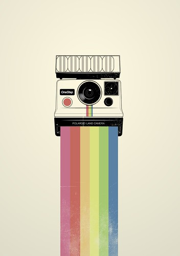 Polaroid Puke by ChrisKoelsch