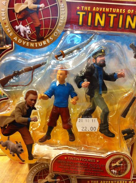 Spielberg a bien créé un nouveau Tintin