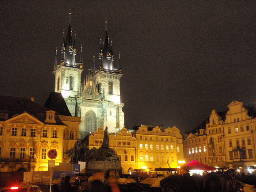 Prague by reinholdbehringer