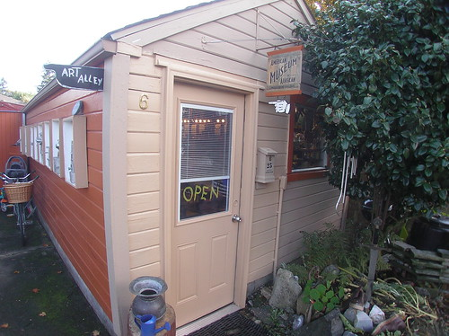 Tacoma's (The World's) Smallest Museum: The American Museum of Alaskan Entrepreneurship