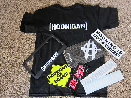 Hoonigan pack 001