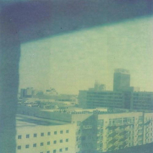 LA, by Polaroid